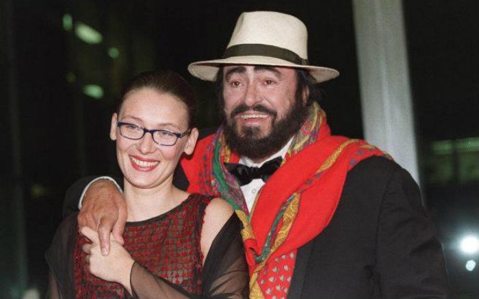 Casos extremos se enamoraron de sus secretarias hasta 5 for Luciano pavarotti nicoletta mantovani