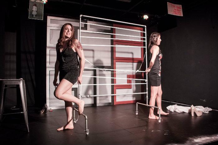 Teatro, obra Aullido de Mariposas