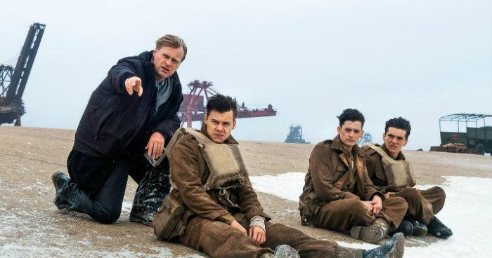 graciación de Dunkerque, Christopher Nolan