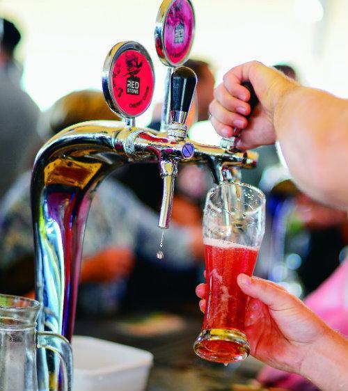 cerveza, Alemania, festival, oktoberfest