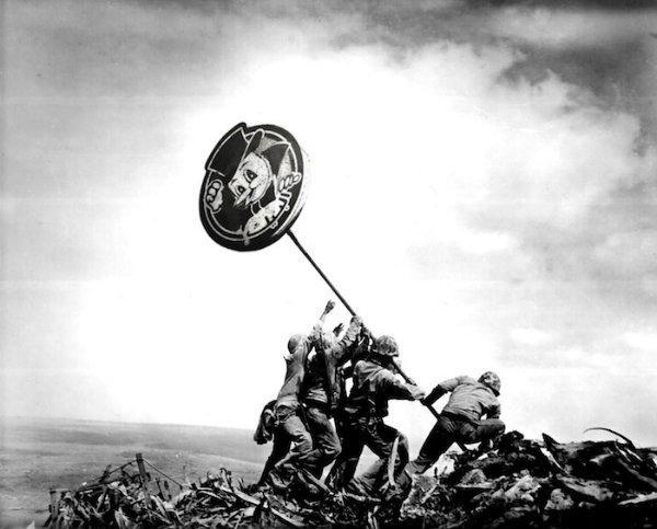 batalla Iwo Jima,