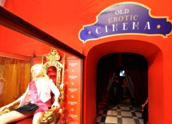 Praga, Museo, máquinas sexuales, museo del sexo,