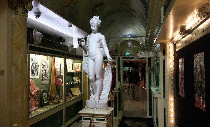 Cenus temple, museo del sexo,