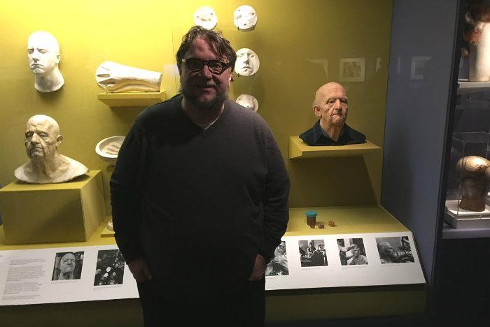 Guillermo del Toro, cineasta mexicano,