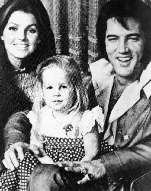 """Lisa Marie Presley, el infierno de vivir bajo el apellido del """"Rey ..."""