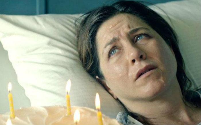 Cake, única película, vale la pena, Jennifer Aniston, escena,