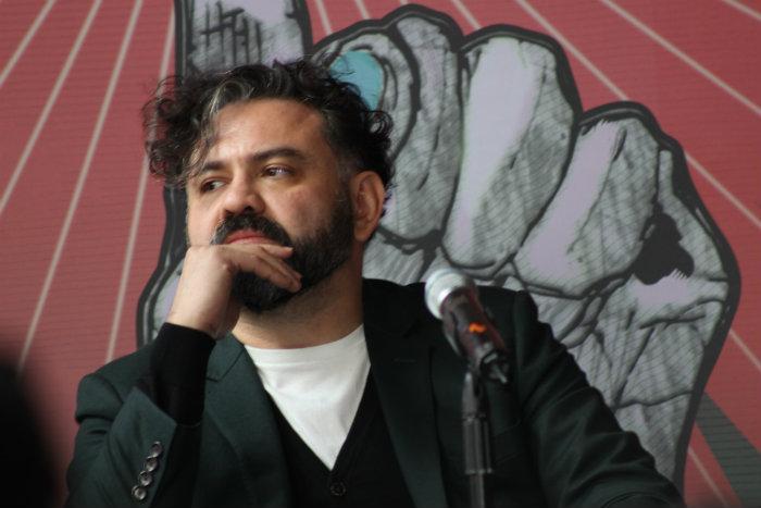 Quique Rangel, Café Tacvba, Amplifica, concierto, conferencia,