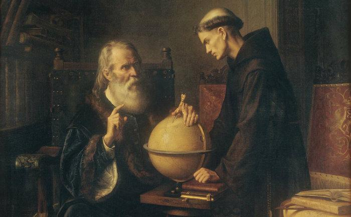 Galileo Galilei, iglesia católica, descubrimientos, hallazgos, ciencia, La Tierra,