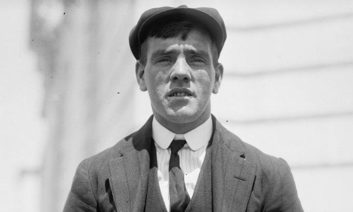 Frederick Fleet, titanic, hundimiento del titanic, fantasmas del titanic, leyendas del titanic,