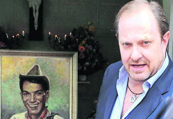 hijo de cantinflas, arturo moreno, amores de cantinflas, mario moreno, famosos, actores, cine mexicano, actores mexicanos