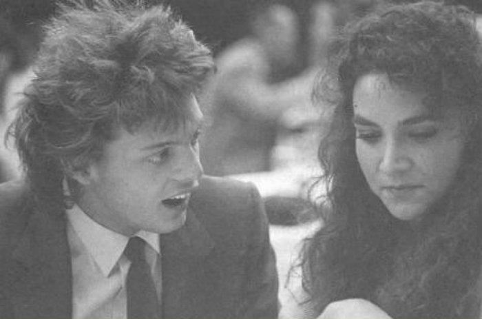 Luis Miguel Wikipedia: Mariana Yazbek, El Primer Gran Amor De Luis Miguel