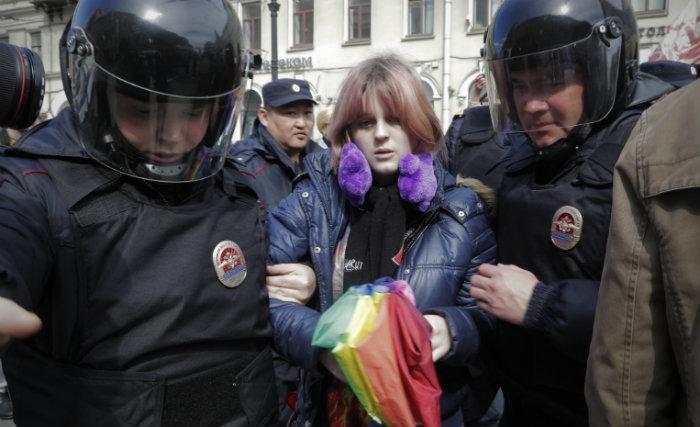 campos de concentracion, homosexualidad, sexualidad, homofobia, discriminación, chechenia, protestas, represión