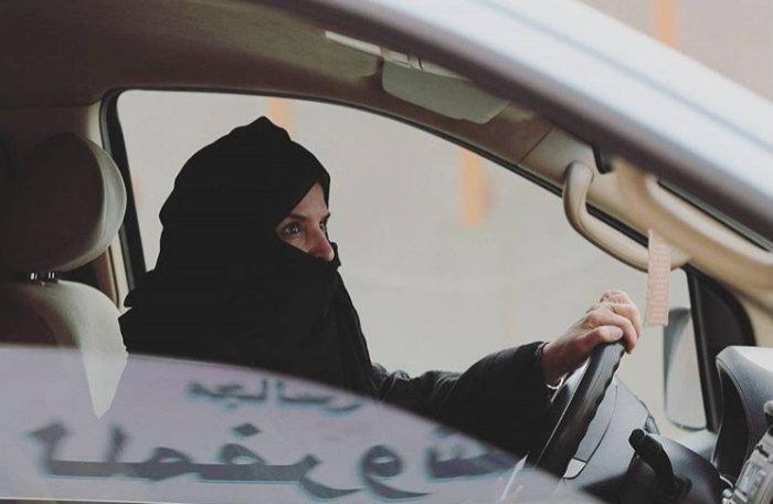 Arabia Saudita, activista, mujer, conducir,
