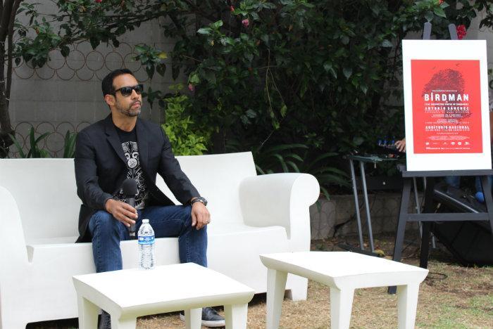 Antonio Sánchez, baterista mexicano, Birdman, jazz, película, Alejandro González Iñárritu, musicalizada en vivo,