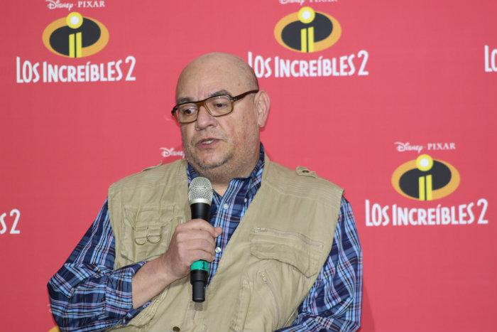 increibles 2, los increibles 2, bob parr. mr. increible, victor trujillo