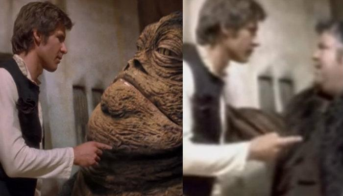jabba the hutt, actor jabba the hutt,  actores star wars, star wars, villanos star wars, guerra de las galaxias, pelicula