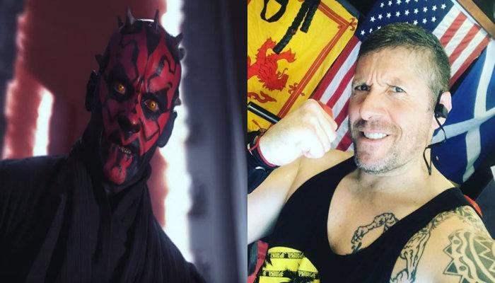 darth maul, actor darth maul, ray park,