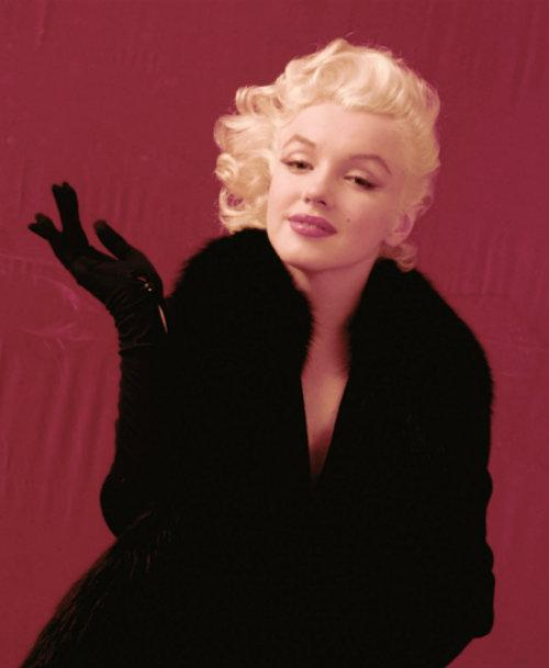 Marilyn Monroe, diva de hollywood,