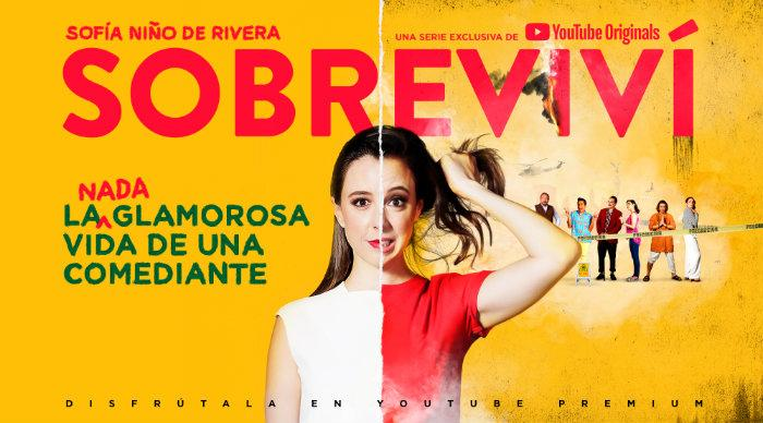 sofia niño de la rivera, YouTube, YouTube Originals, YouTube series, standup, series streaming