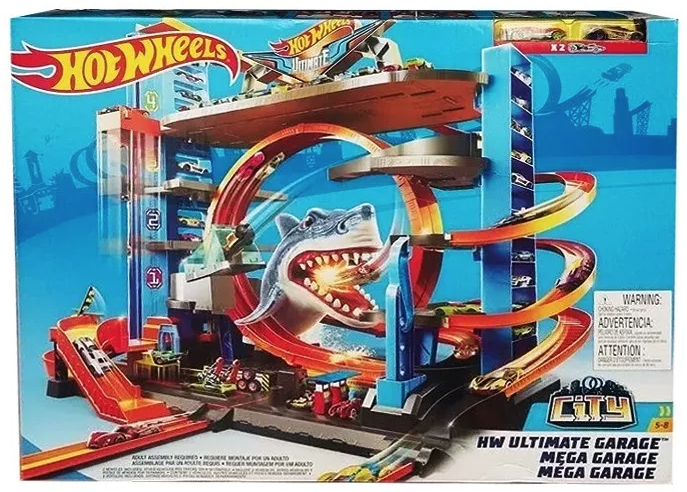 Ultimate Garage - Hot Wheels City 2018