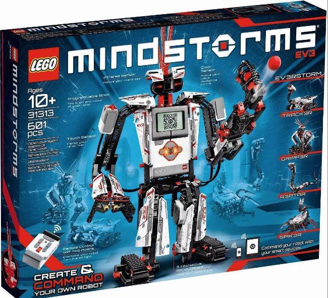 Lego Mindstorms,