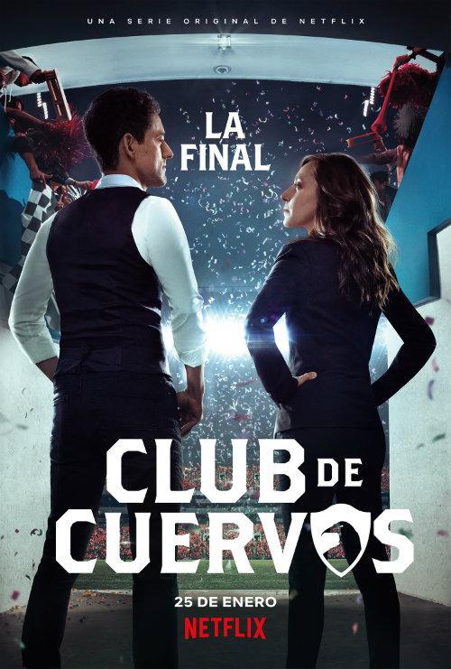 competitive price 5af7b 0a3fb Aquí el nuevo trailer de Club de Cuervos temporada 4   De10