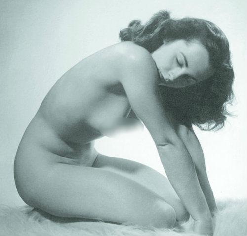 La Foto Del único Desnudo Que Hizo Elizabeth Taylor De10