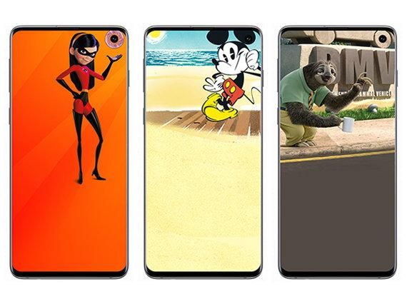 Samsung Lanza Wallpapers De Disney Y Pixar Exclusivos Para