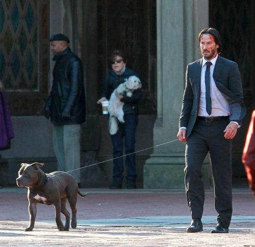 Keanu Reeves objetivo número uno de Marvel