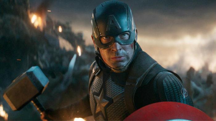 Chris Evans/Capitán América