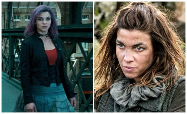 Natalia Tena, Nymphadora Tonks y Osha, Game of Thrones, Harry Potter