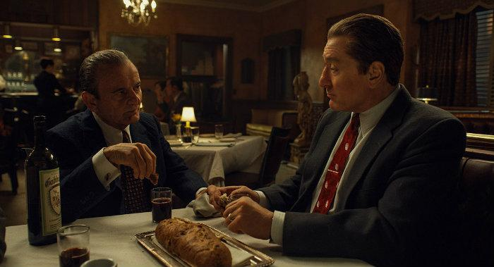joe pesci, the irishman netflix, el irlandés